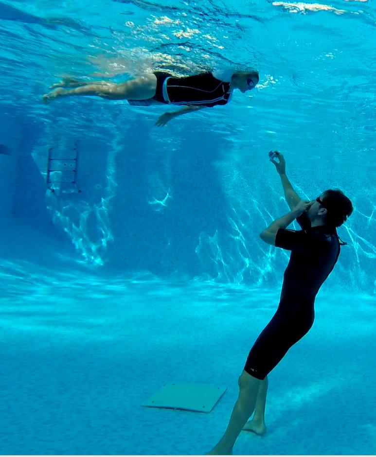 Cours de natation coach crawl triathlon Mandelieu Cannes Mougins Sophia antipolis 2